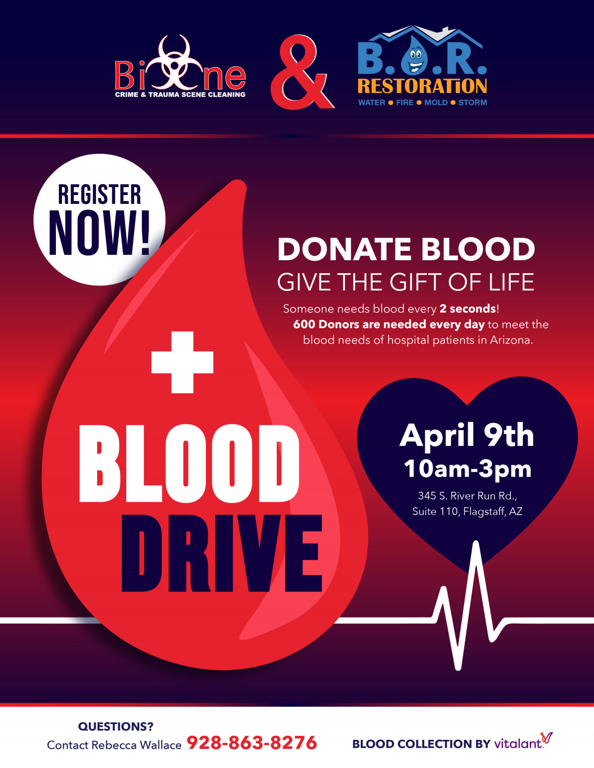 Save a Life During The COVID-19 Pandemic and Donate Blood